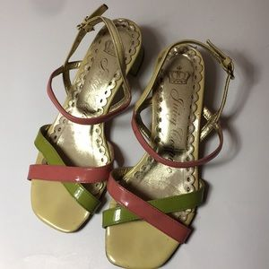 50% OFF Juice Couture Sandals
